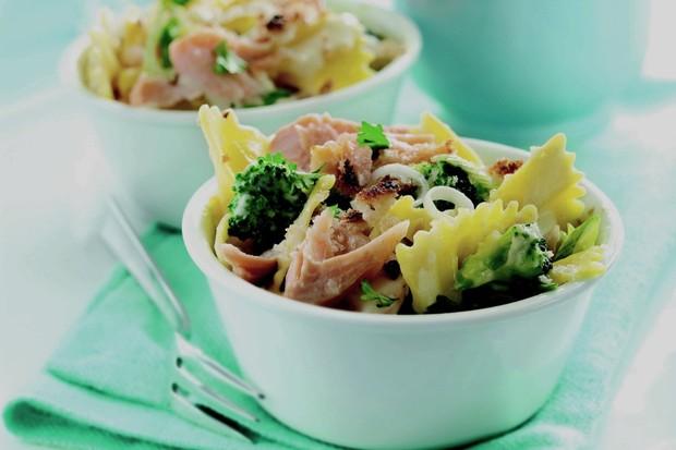 trout-and-broccoli-pasta