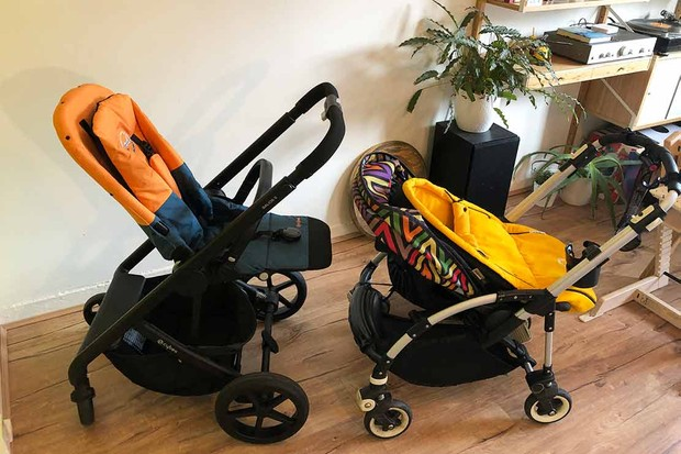 Cybex Balio S Review Travel Systems Pushchairs
