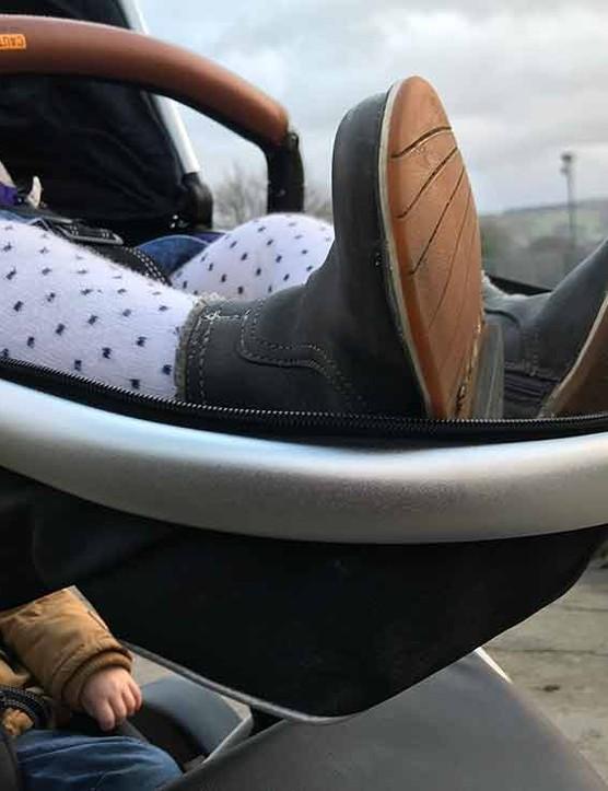kids kargo footrest