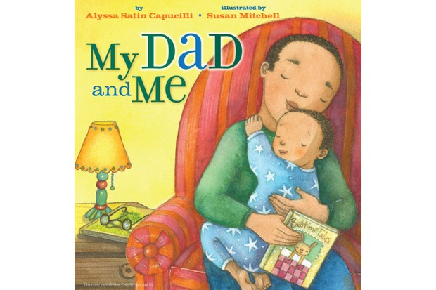Image of book cover My Dad and Me