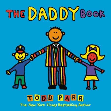 Cover image The Daddy Book