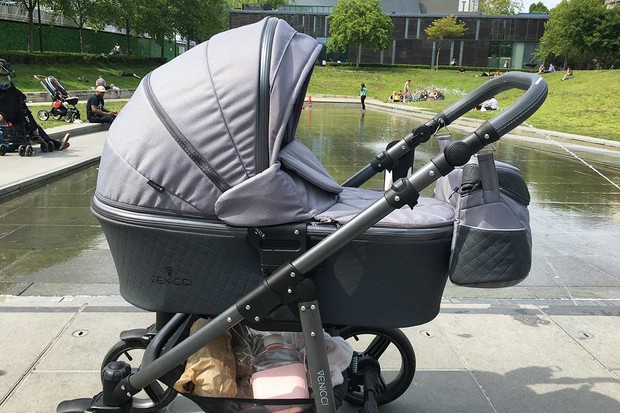 Venicci Carbo Lux Review Travel Systems Pushchairs Madeformums