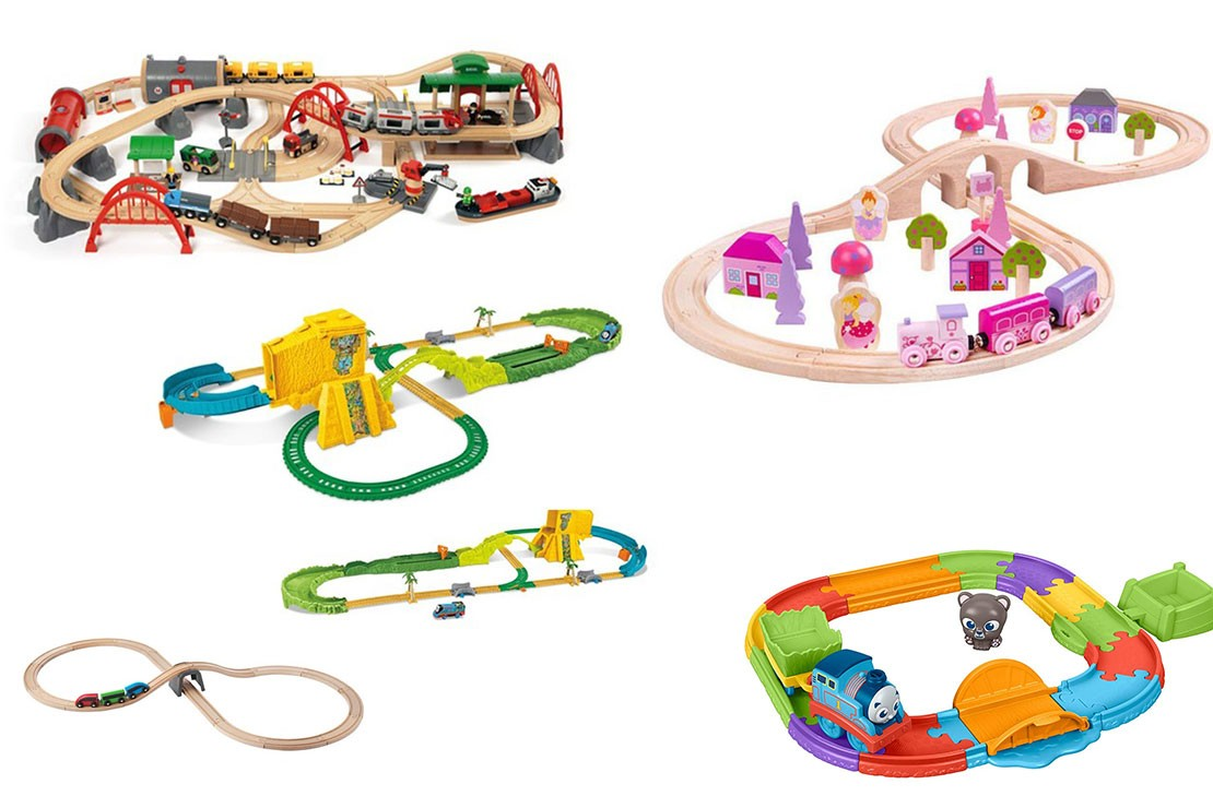 best toy train sets