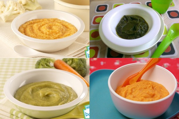 vegetable baby recipes
