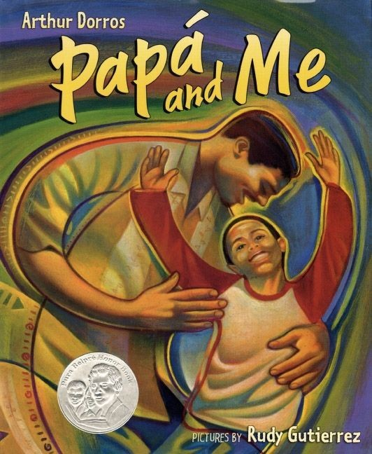 Book cover image Papa and Me
