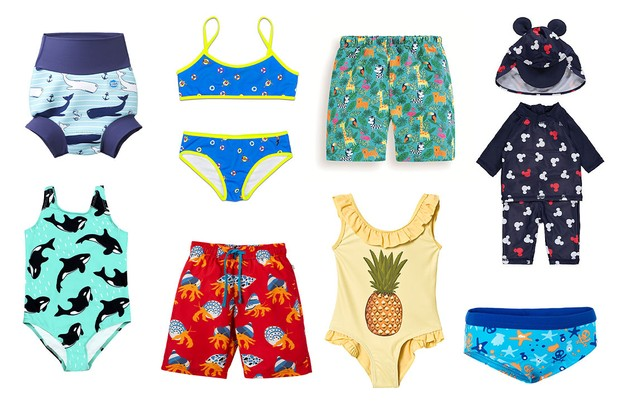 1f301e72612 30 of the best kids' and baby swimwear 2019 – swimsuits, trunks and swim  nappies