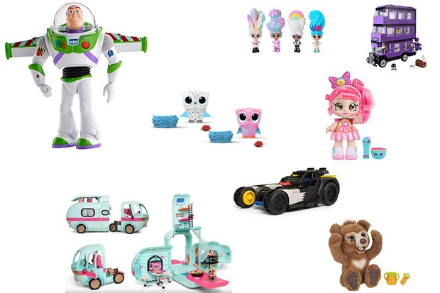 Top Toys 2019 Christmas.75 Hottest And Top Christmas Toys 2019 On Sale At Argos