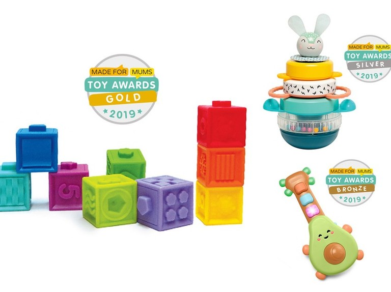 Top Uk Toys For Babies Aged 6 To 12 Months 2020 Madeformums