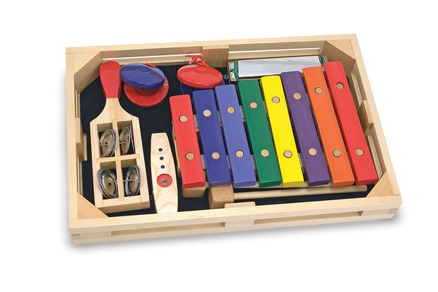melissa and doug music set