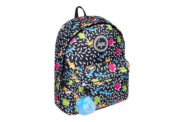 Hype Multi Nineties Geo Backpack