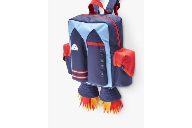 Joules Rocket Novelty Backpack