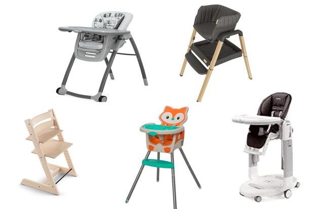 10 of the best high chairs and booster seats rated by parents 2021 -  MadeForMums