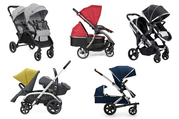 Best Double Pushchairs For A Toddler And Baby 2019 Madeformums