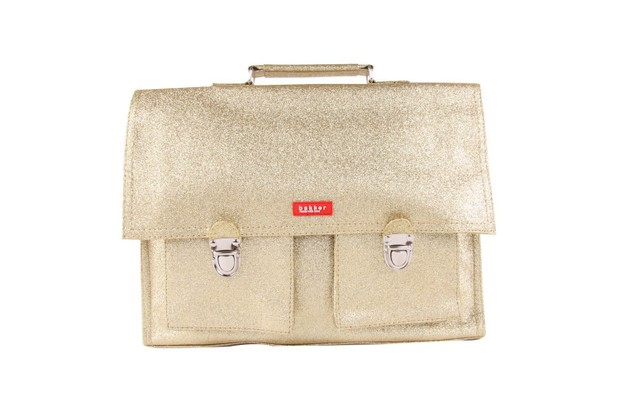 Bakker made with love Glitter Big Satchel