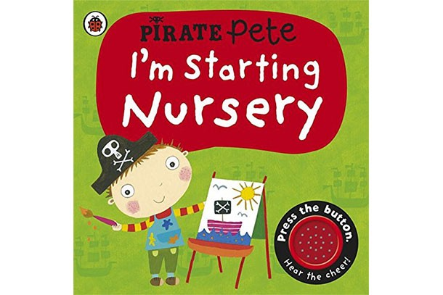 Pirate Pete: I'm starting nursery