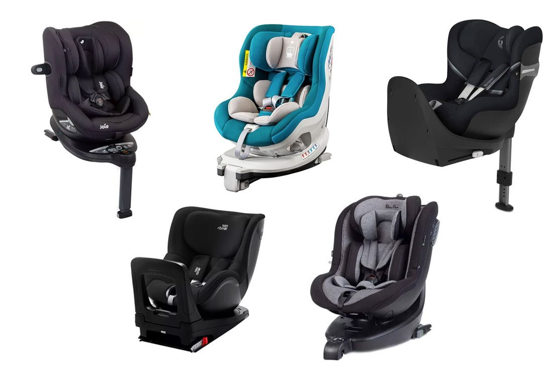 Best swivel and rotating car seats for