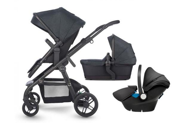 Рейтинг лучших  колясок для новорожденных