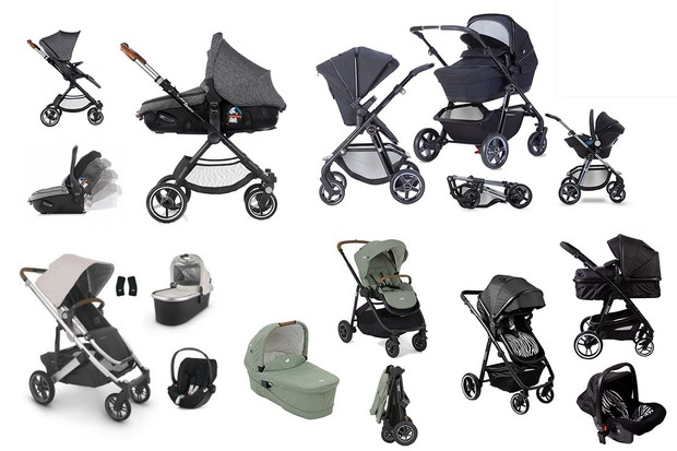 Best UK baby travel system pushchairs 2020 and where to ...