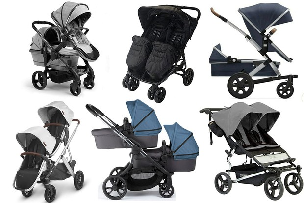 Image result for How to choose a stroller for twins