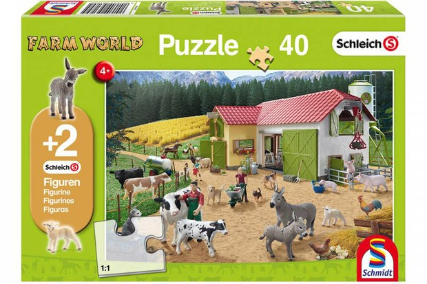 Schleich-A-Day-at-the-Farm-Puzzle