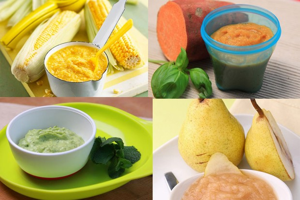 best baby puree recipes