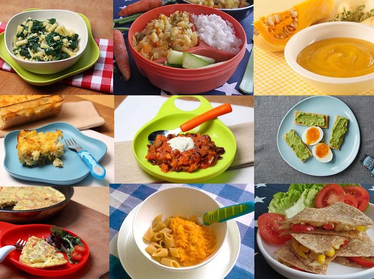 Best Vegetarian Recipe Ideas For Babies Madeformums