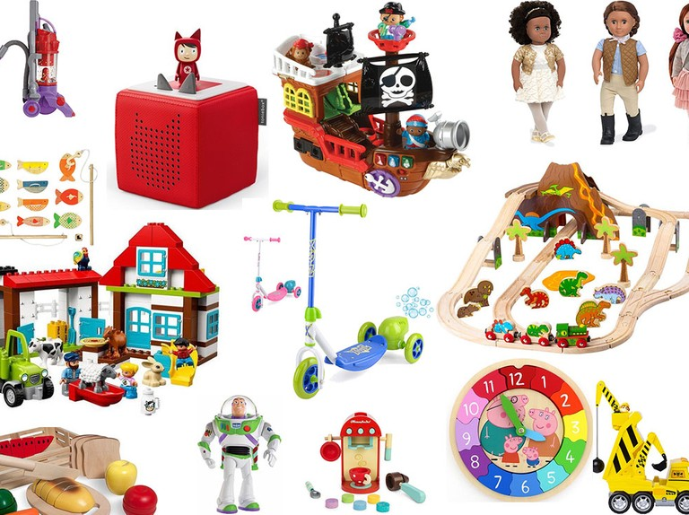 Hottest UK toys for 3-year-old boys and girls 2020 - MadeForMums