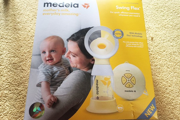 Medela Swing Flex Single Breast Pump Review Breast Pumps