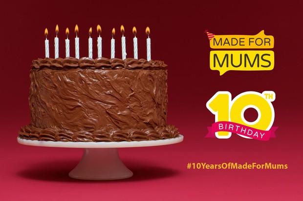 10 years of MadeForMums