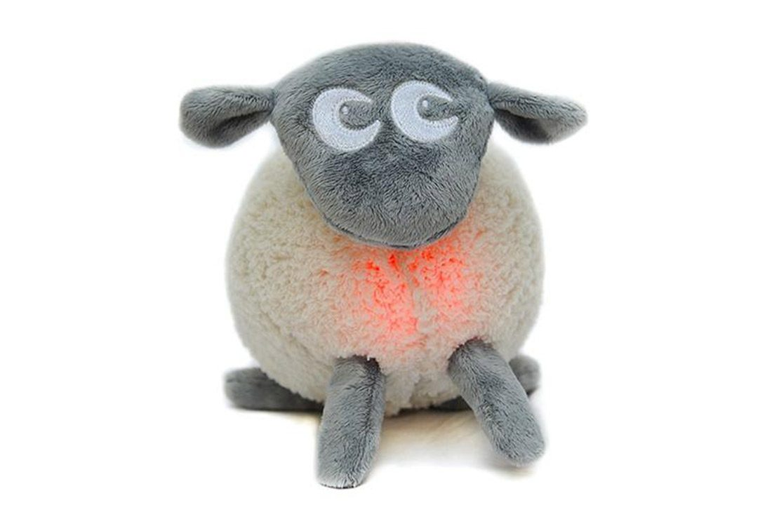 SweetDreamers Ewan The Dream Sheep Sleep Soothers Kids Toys With Soothing Glow