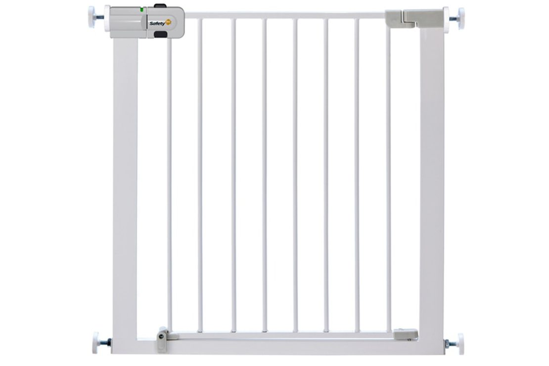 Safety 1st Wall Fix Extending Wide Metal Gate Ideal for Kids and...