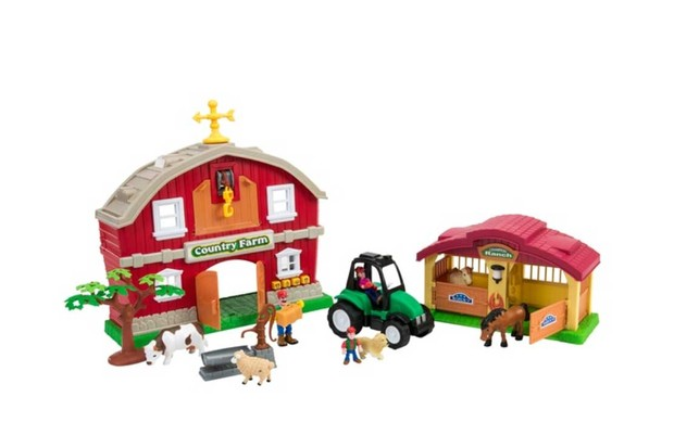2-Country-house-playset