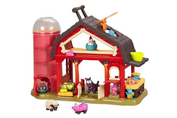 B-toys-by-Battat-Baa-Baa-Barn-Musical-Farm-Set