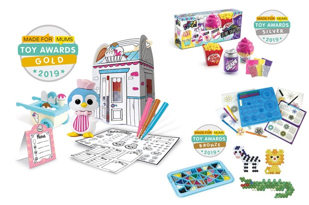 Toy Awards Best Art and Craft toys