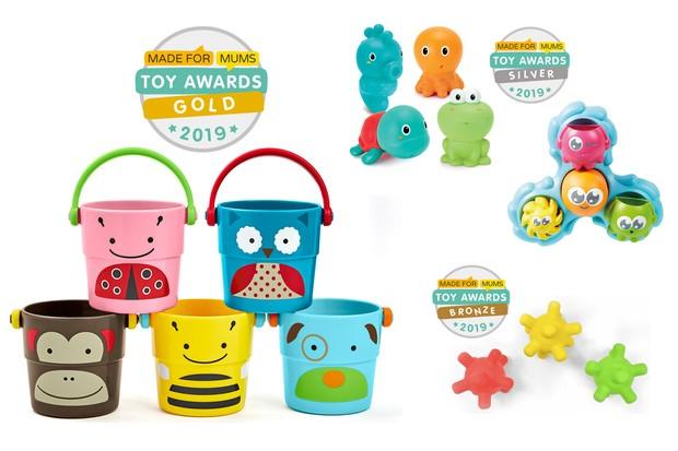 Toy Awards best bath toys