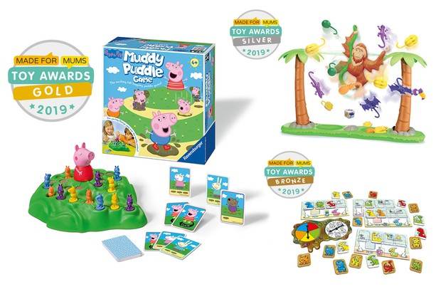 Toy Awards Best board games