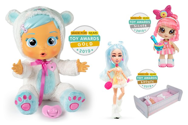 Toy Awards Best Dolls