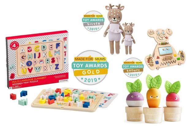 Toy Awards Best Eco toy