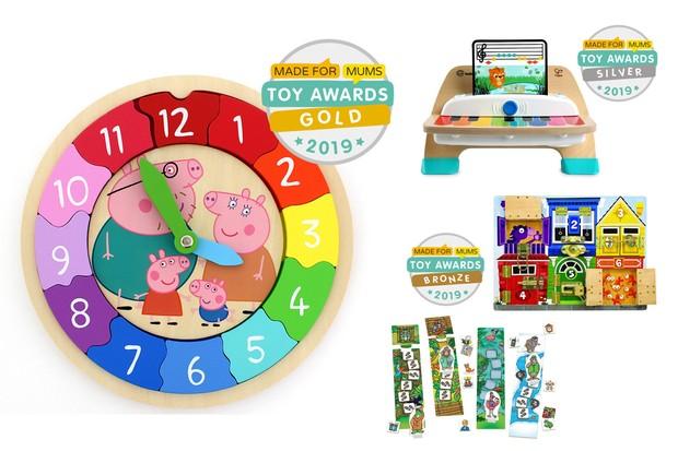 Toy Awards Best Preschool Educational Toy