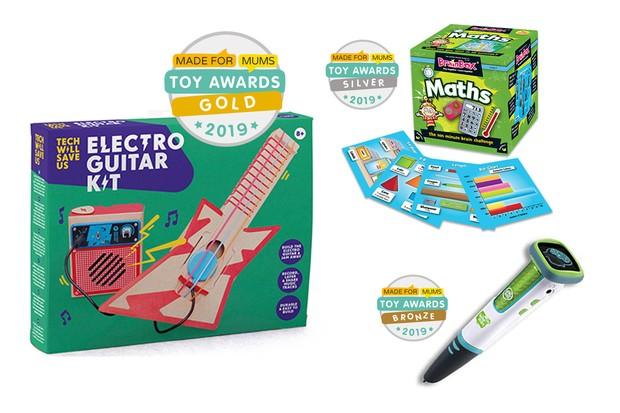 Toy Awards Best Educational Toy 4+