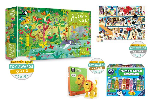 Toy Awards Best jigsaw and puzzle toys