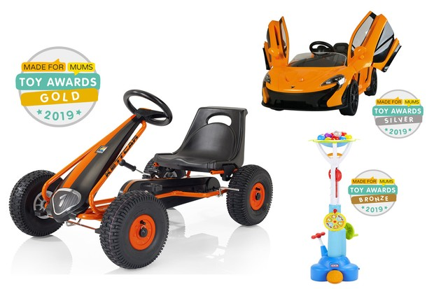 Toy Awards Best outdoor Toy
