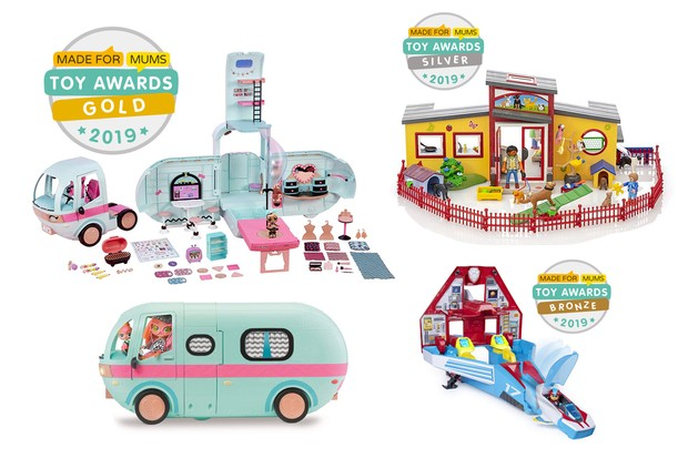 Toy Awards best playsets