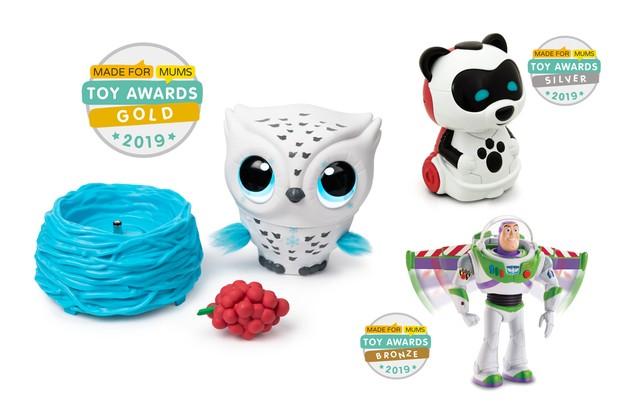 Toy Awards Best Robot Toy