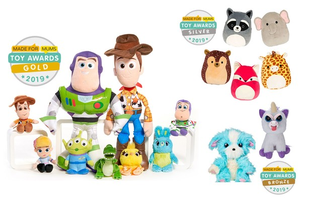 Toy Awards Best Soft Toys