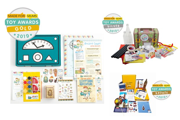 Toy Awards Best Subscription Boxes