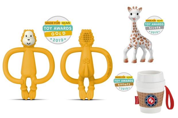 Toy Awards teether toy