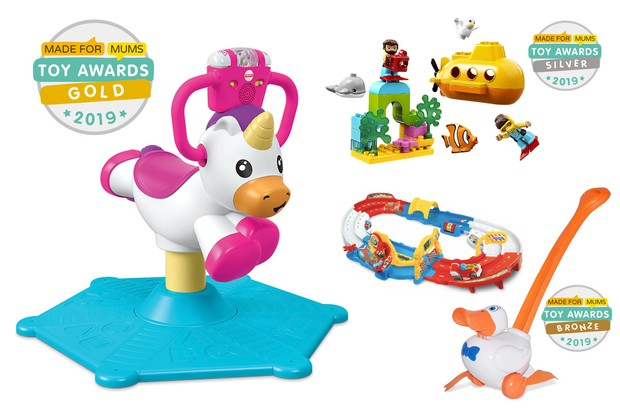 Toy Awards toddler toys