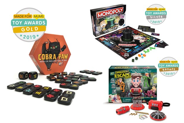 Toy Awards Best Board Games Six Plus