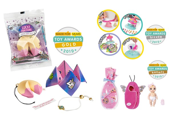 Toy Awards Best Collectibles